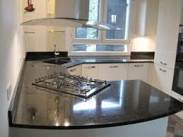 plan de cuisine moderne cuisine plan de travail de cuisine moderne foncé en granit