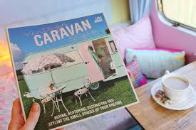 my little vintage caravan project u2013 the makeover so far u2026
