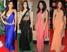Drape A Sari How To Pick Your Best Party Wear Sarees Online