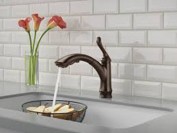 delta linden kitchen faucet gold centerset delta linden kitchen faucet single handle side