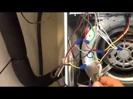 how to wire low voltage on rheem rudd youtube