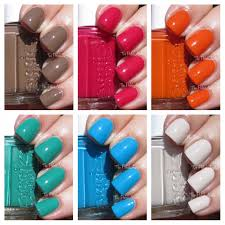 the polishaholic essie summer 2014 collection swatches u0026 review