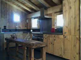 cuisine bois peint meuble cuisine bois massif génial meuble bas cuisine en peint