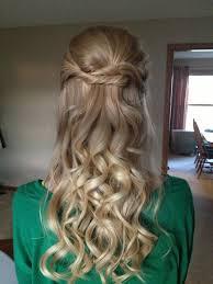 25 beautiful half updo hairstyles ideas on pinterest long hair