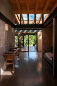 glass front house glass front door hall stunning home in valle de bravo mexico