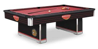 Pool Table Olhausen by New Jersey Budweiser Pool Tables Budweiser Olhausen Billiards Pool