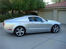 45th anniversary mustang 2009 ford mustang iacocca 45th anniversary 137564