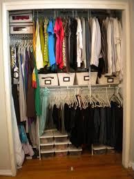 organizing shirts in closet the joy of organizing home depot center