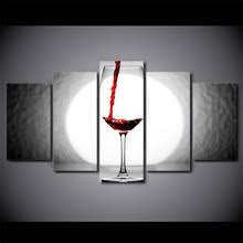 Wine Glass Wall Decor Compare Prices On Wine Glass Printing Online Shopping Buy Low