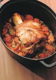 comment cuisiner le jarret de veau jarret de veau aux cèpes régal