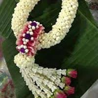 Garlands For Indian Weddings Fresh Flower Gajra Fresh Flower Garland Fresh Flower Jadai Chennai