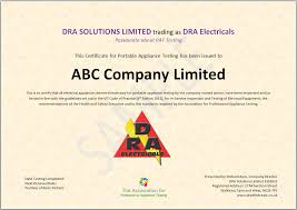 electrical minor works certificate template pat testing certificate template rpe face fit testing risk