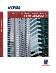 effective supply management performance darin l matthews cppo