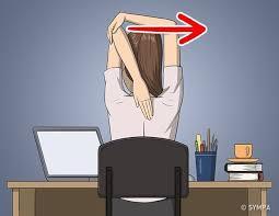 ton bureau 8 exercices que tu peux faire sans te lever de ton bureau