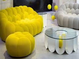 canapes contemporains canapé canapé panoramique tissu de luxe fauteuil fauteuil capitonnã