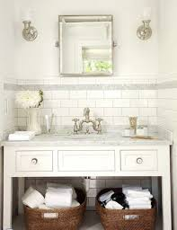 White Subway Bathroom Tile 34 Bathrooms With White Subway Tile Ideas And Pictures