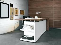 bureau design bois bureau blanc et bois bureau blanc et bois clair meetharry co