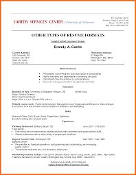 Sample Resume For Banquet Server Job History Resume Resume For People Little Job Experience Resume
