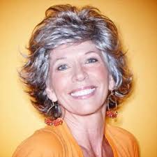 chic short fine hair for women over 70 fashion qe