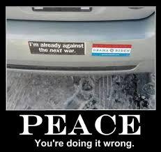 You Re Doing It Wrong Meme - peace youre doing it wrong a libertarian future