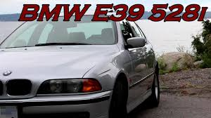 1998 e39 bmw 528i 5 speed manual the most sufficient car youtube
