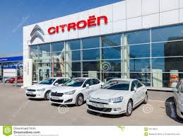 peugeot main dealer office of official dealer citroen in samara russia editorial