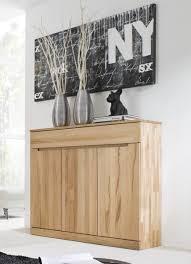 Sideboard Esszimmer Design Anrichte Sideboard Wildeiche Kernbuche Massiv Geölt Dielenmöbel
