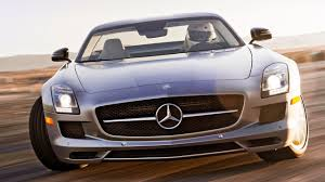 2013 mercedes benz sls amg gt more power and more control
