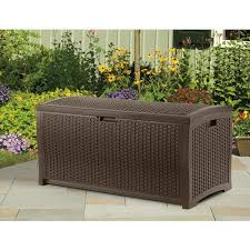 Patio Cushion Storage Bin by 126 Best Deck Storage Boxes Images On Pinterest Deck Storage