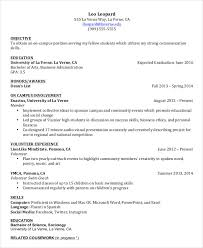 Resume Templates College Application College Application Resume Template College Application Resume