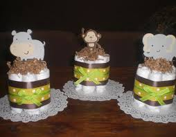 Baby Monkey Centerpieces by Monkey Centerpieces As The Baby Shower Decoration