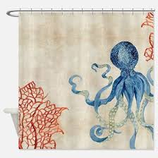 octopus bathroom accessories u0026 decor cafepress