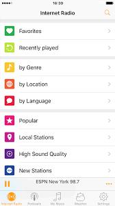 Radio Locator App Receiver Die Radio App For Iphone Ipad Android Apple Tv And