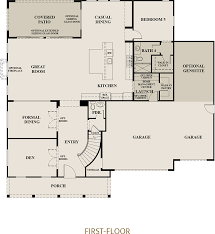 ridgewood condo floor plan marquette at barrington new homes in brentwood ca