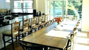extra long dining table seats 12 large dinner table extra large dining table extra long dining table