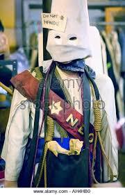Klux Klan Halloween Costume Klux Klan Uniform Stock Photos U0026 Klux Klan Uniform