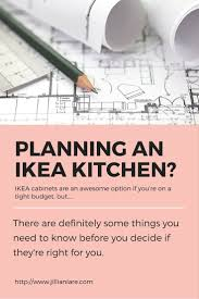 12 things to know before planning your ikea kitchen jillian lare