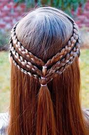 simple hairstyles with one elastic the 25 best kid hairstyles ideas on pinterest girl hairstyles