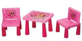 table and chairs plastic plastic table and chair set