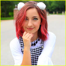 color images for hair to be changed social star bailey mcknight changed up her whole look dyes her