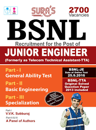 buy bsnl junior engineer je examination important study