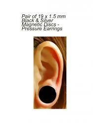 pressure earrings large magnetic pressure earringsearlums