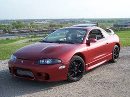 mitsubishi eclipse 1997 1997 mitsubishi 2g dsm eclipse gs t for sale glenview illinois