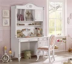 Aufklappbare Schreibtische Mädchen Aufsatz Für Schreibtisch Romantic Kinderzimmer Weiß Ebay