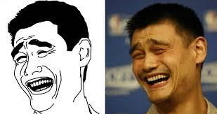 Jao Ming Meme - real faces behind popular memes banter fun