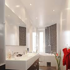 Recessed Light Bathroom Recessed Lighting Installation Tips