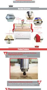 chinese making machinery automatic cnc router sofa wooden bed