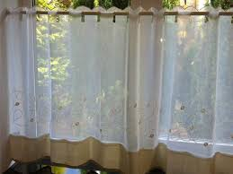 how to make cafe curtains ebay