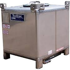 350 gallon stainless steel ibc tank the cary company