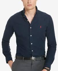polo ralph lauren men u0027s garment dyed oxford shirt macys com